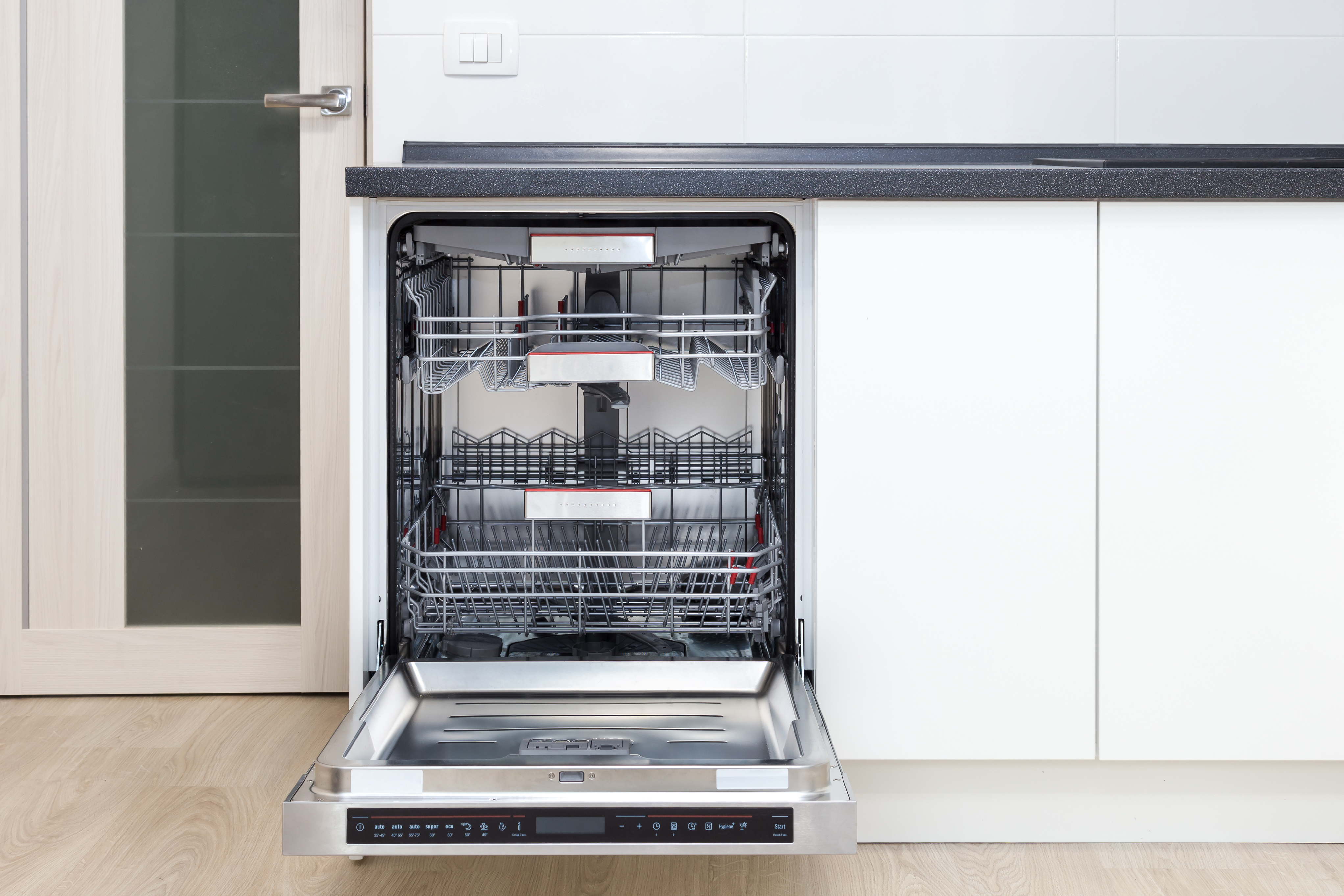 Home appliance maintenance tips for dishwashers