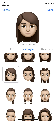 Memoji: iOS 12
