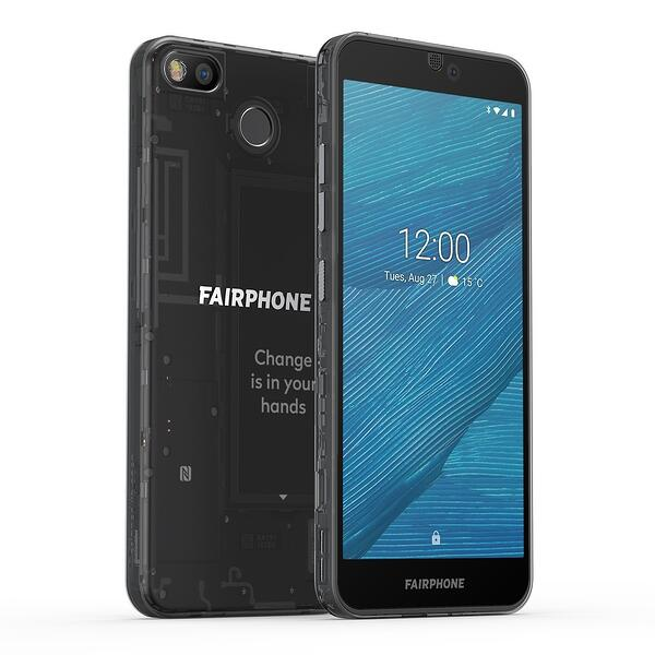 Easiest phones to repair: Fairphone 3