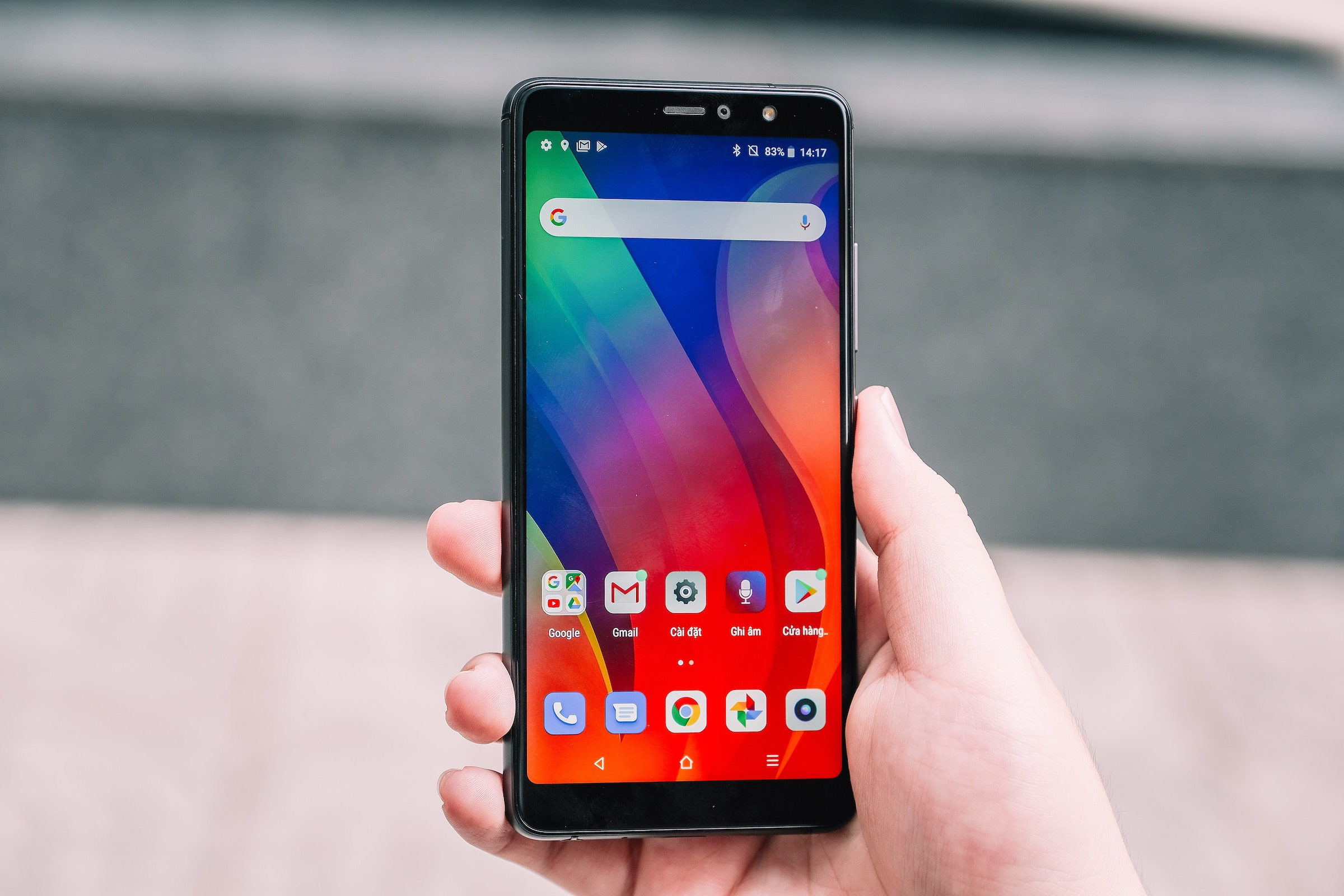 Phone repair prices from Android manufacturers