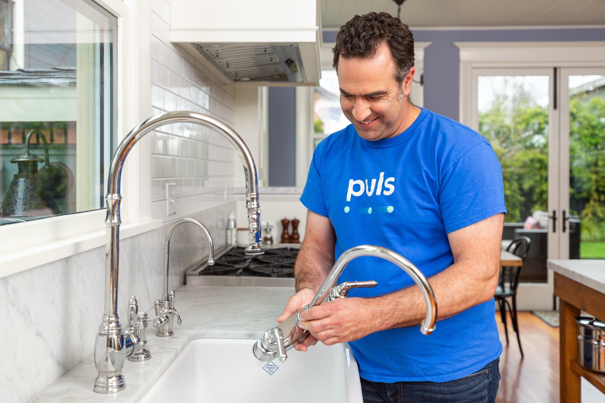 Puls provides great handyman services!