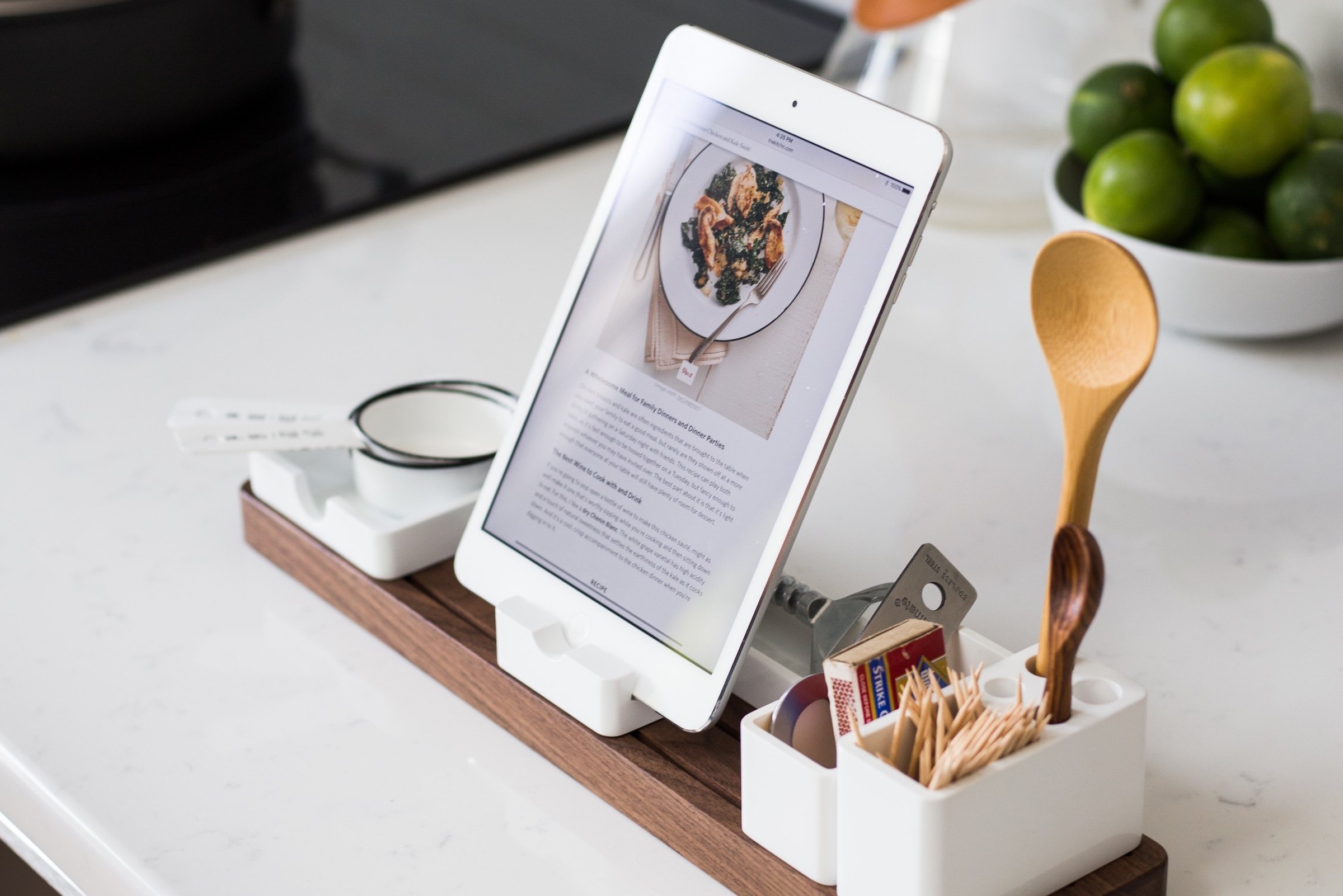 Are you on board with the smart home kitchen design trend?