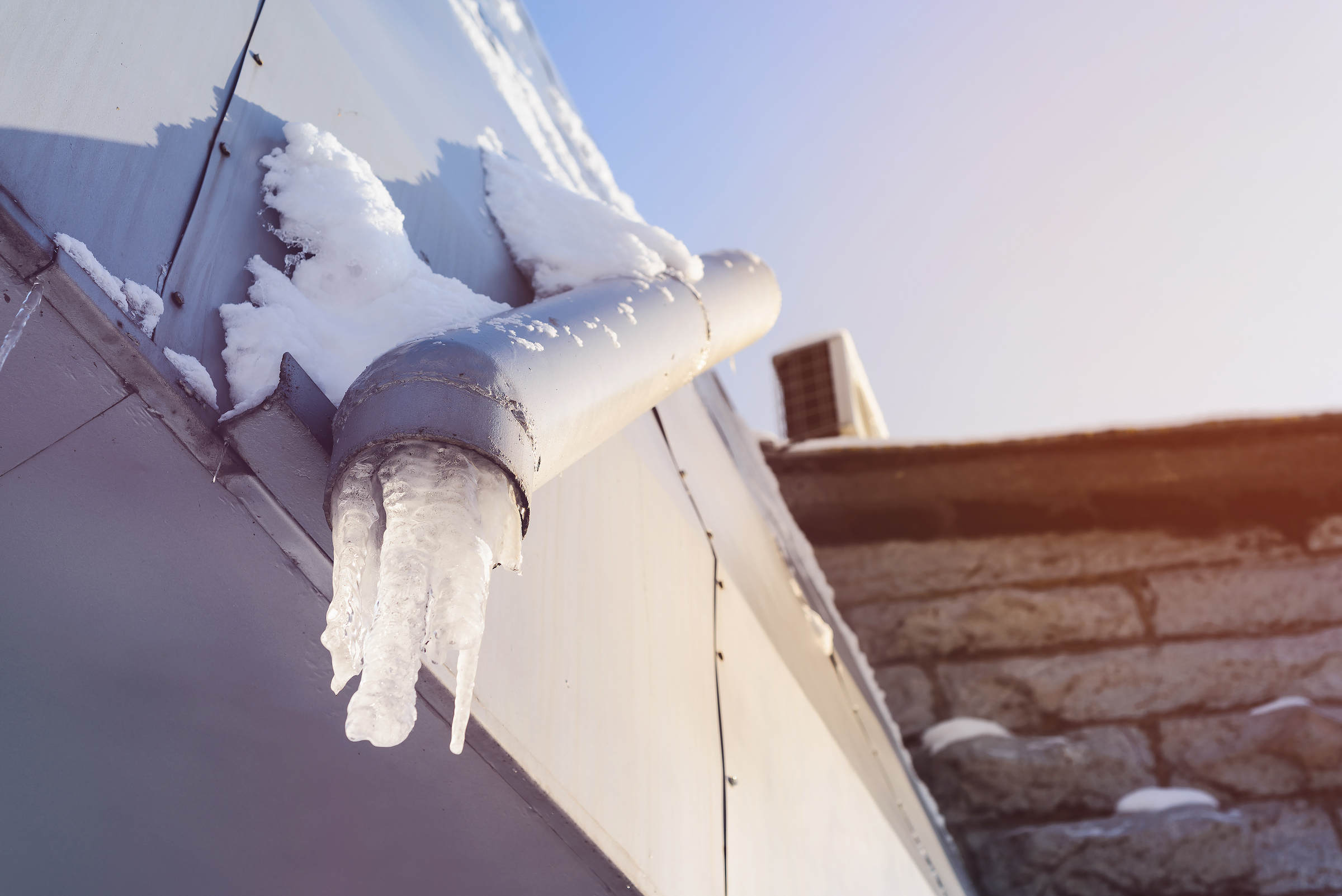 New homeowners: make sure to protect your pipes from freezing