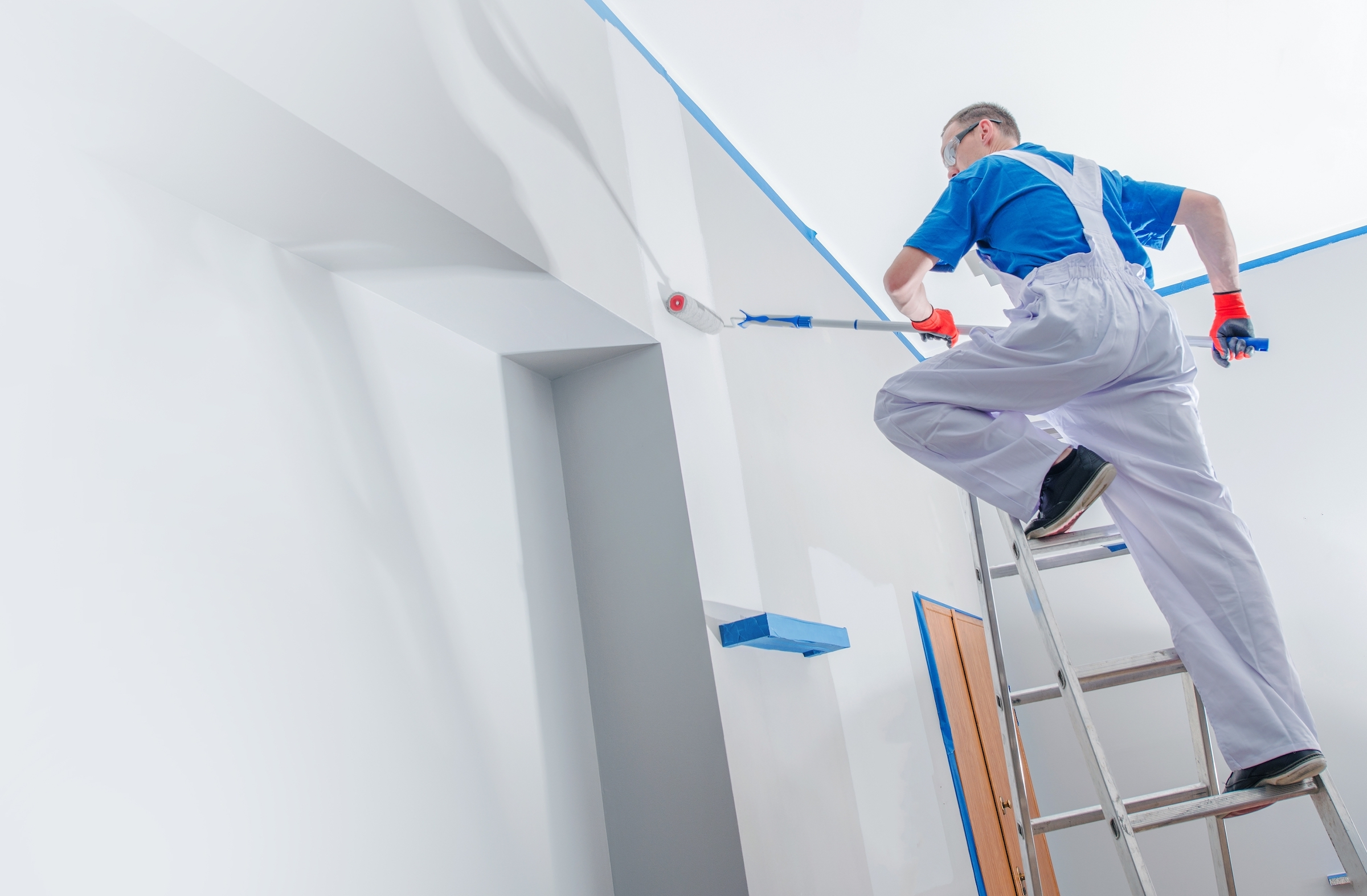 How to find professional painters near me.