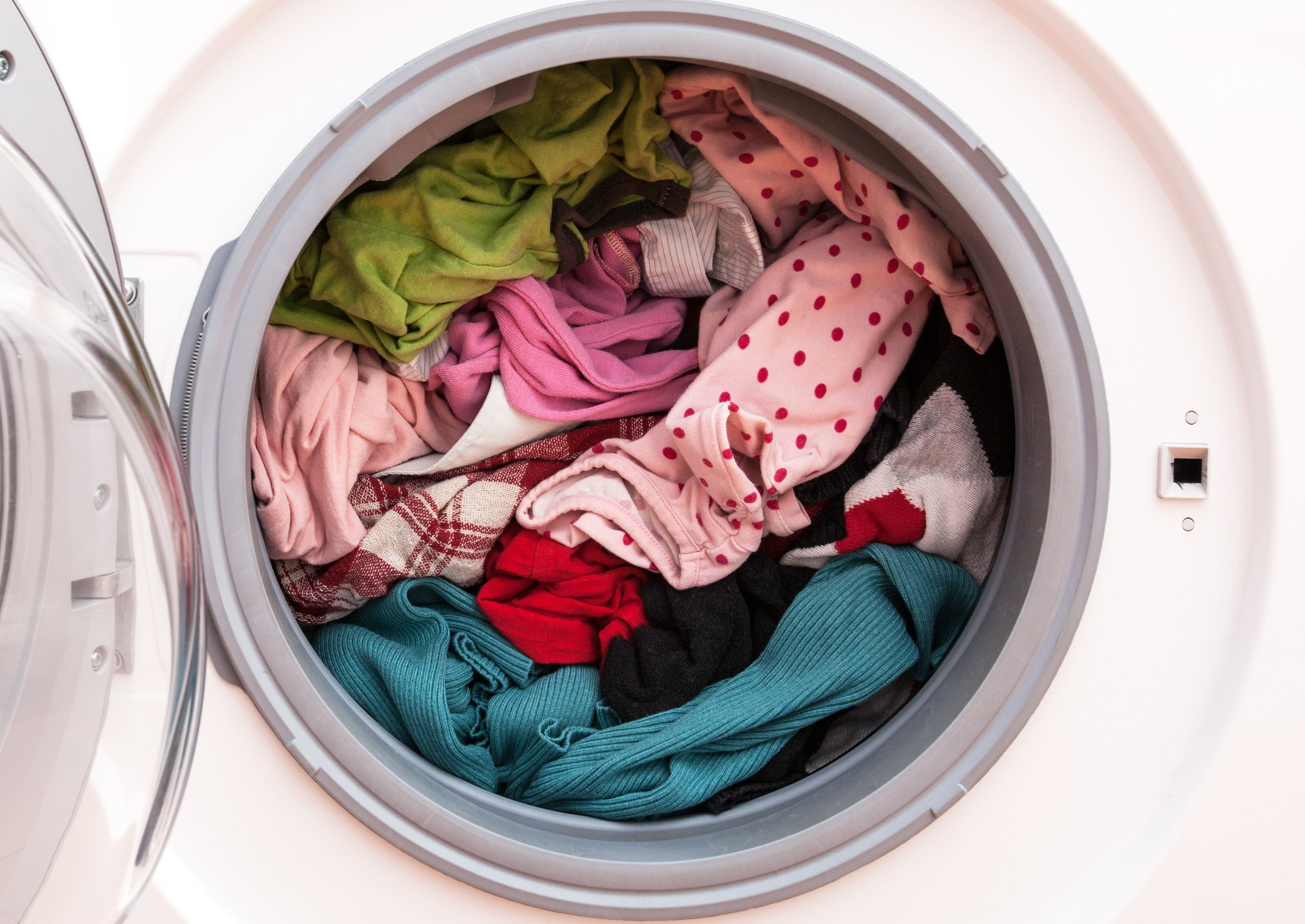 If your washing machine is overflowing, you'll need to determine what's causing the problem.