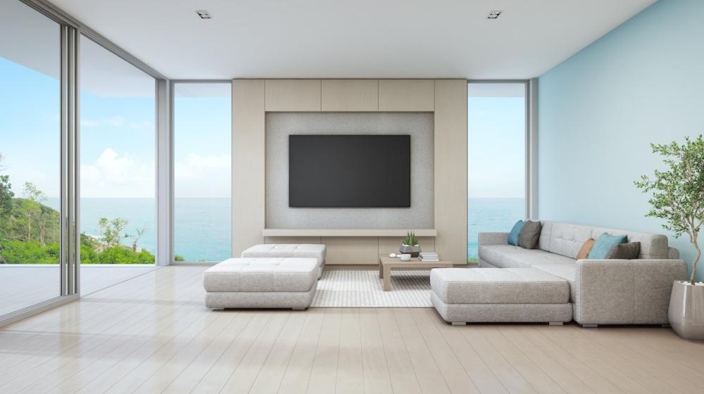 new TV in summer