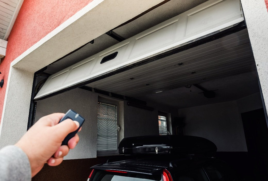 garage door remote
