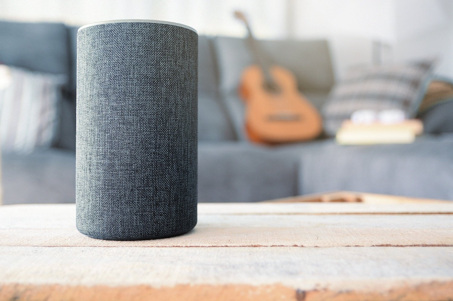 listening to music with Alexa