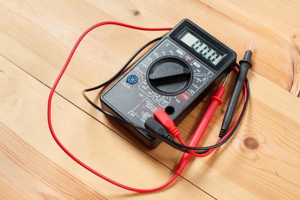 multimeter for testing thermal fuse