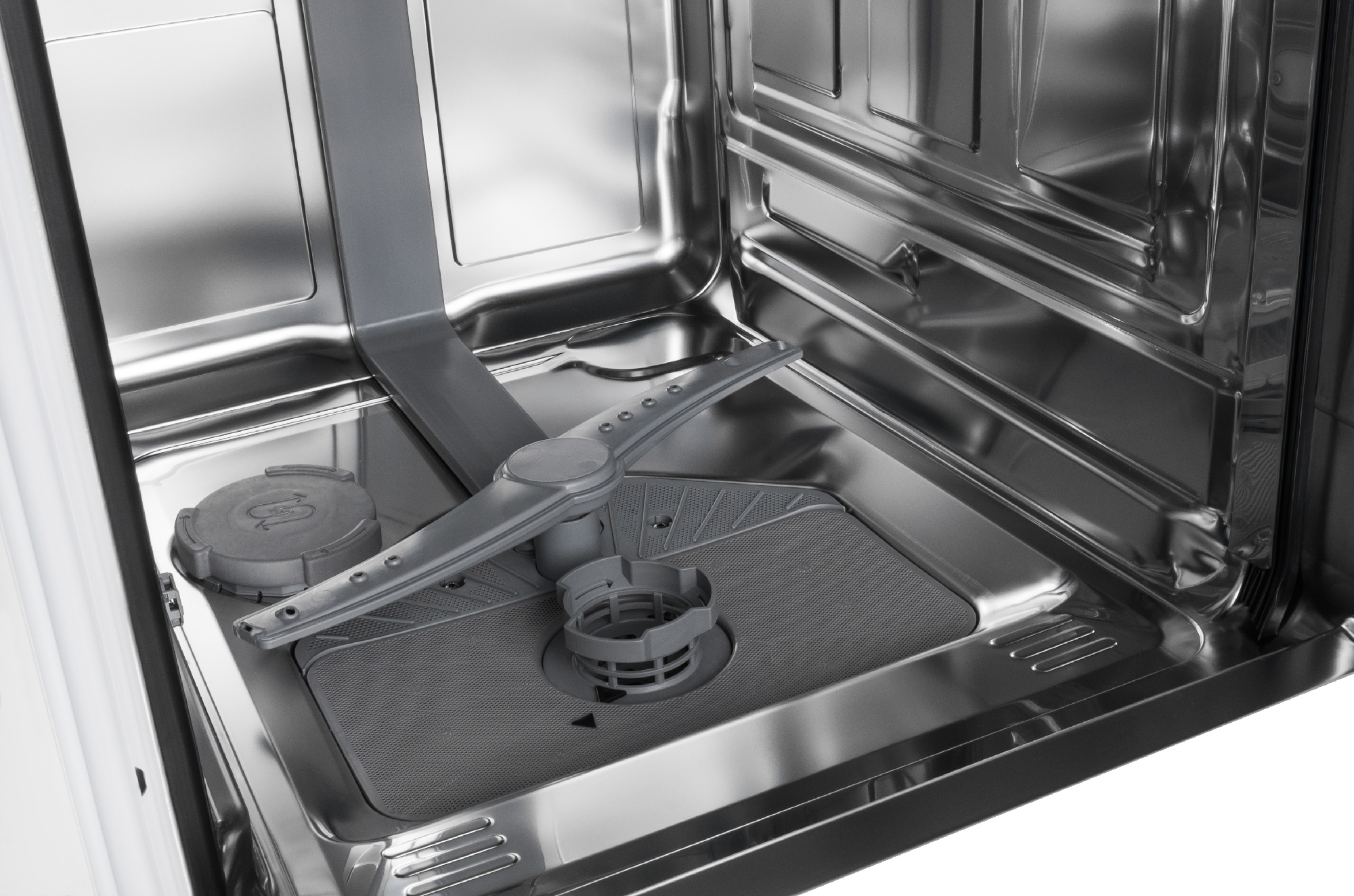 cleaning dishwasher spray arms