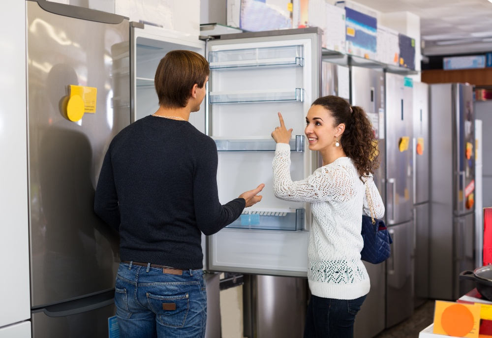 refrigerator replacement