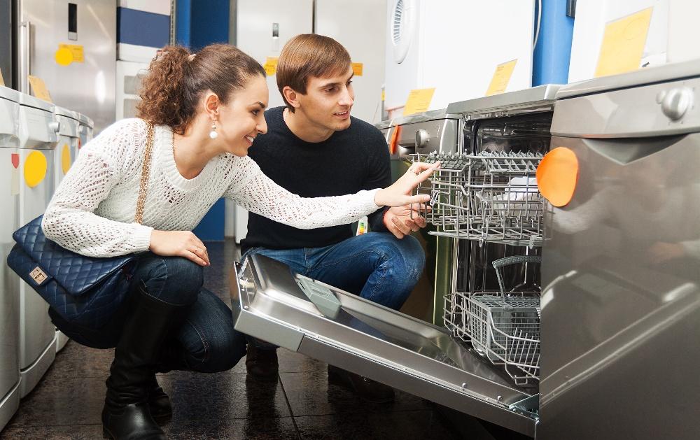 buying a new dishwasher