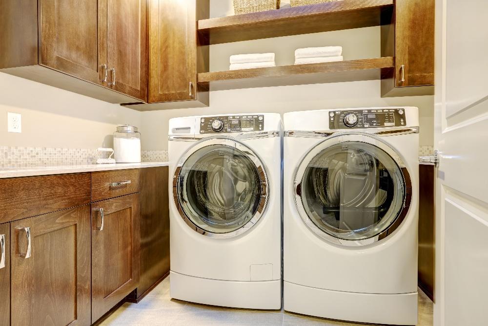 washing machine power source