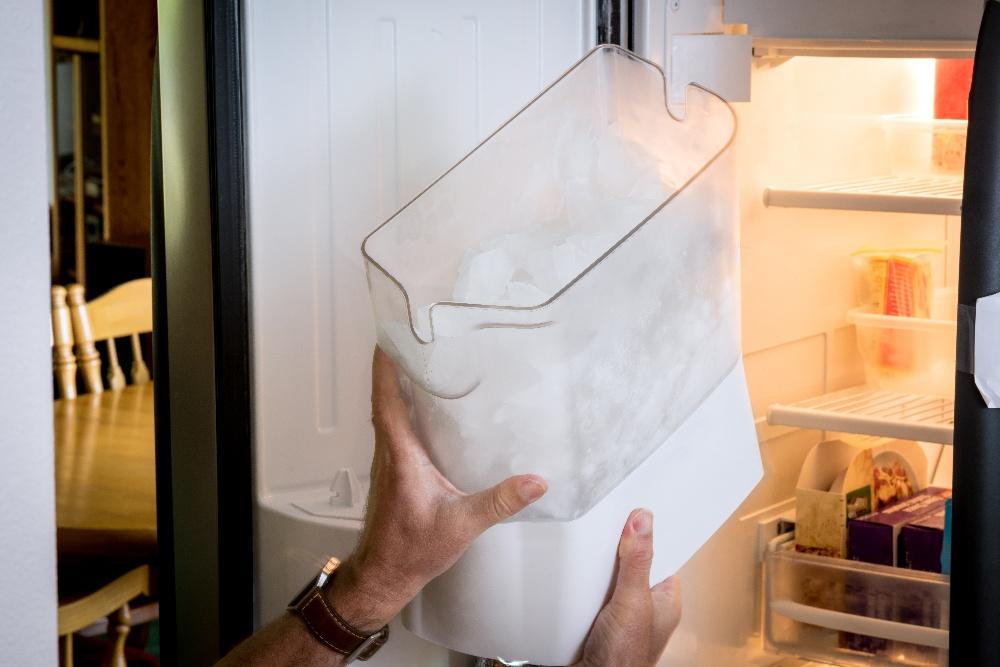 fridge ice dispenser