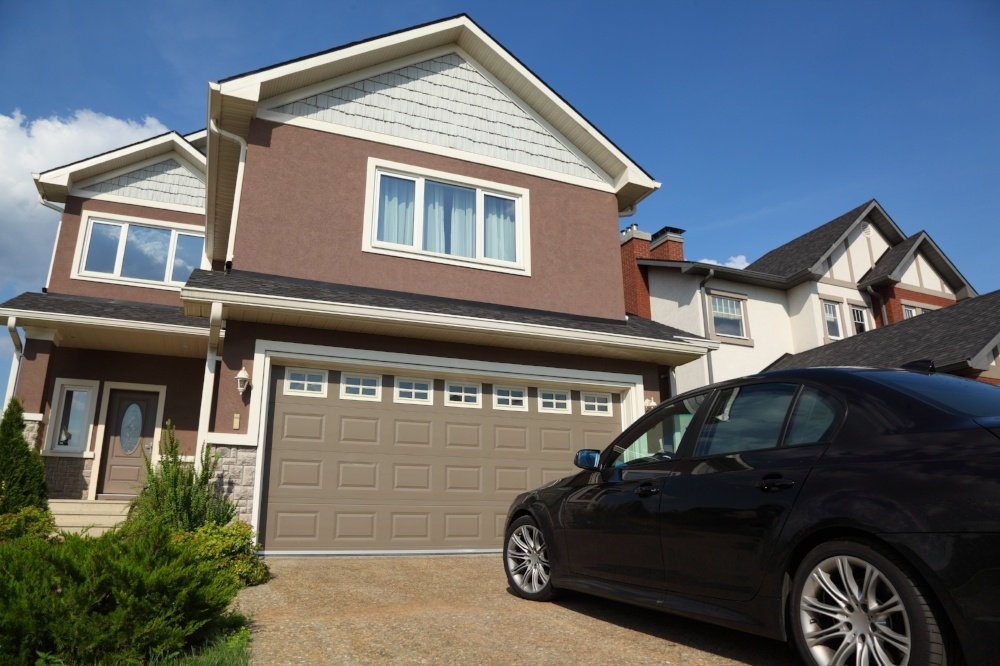 garage door style