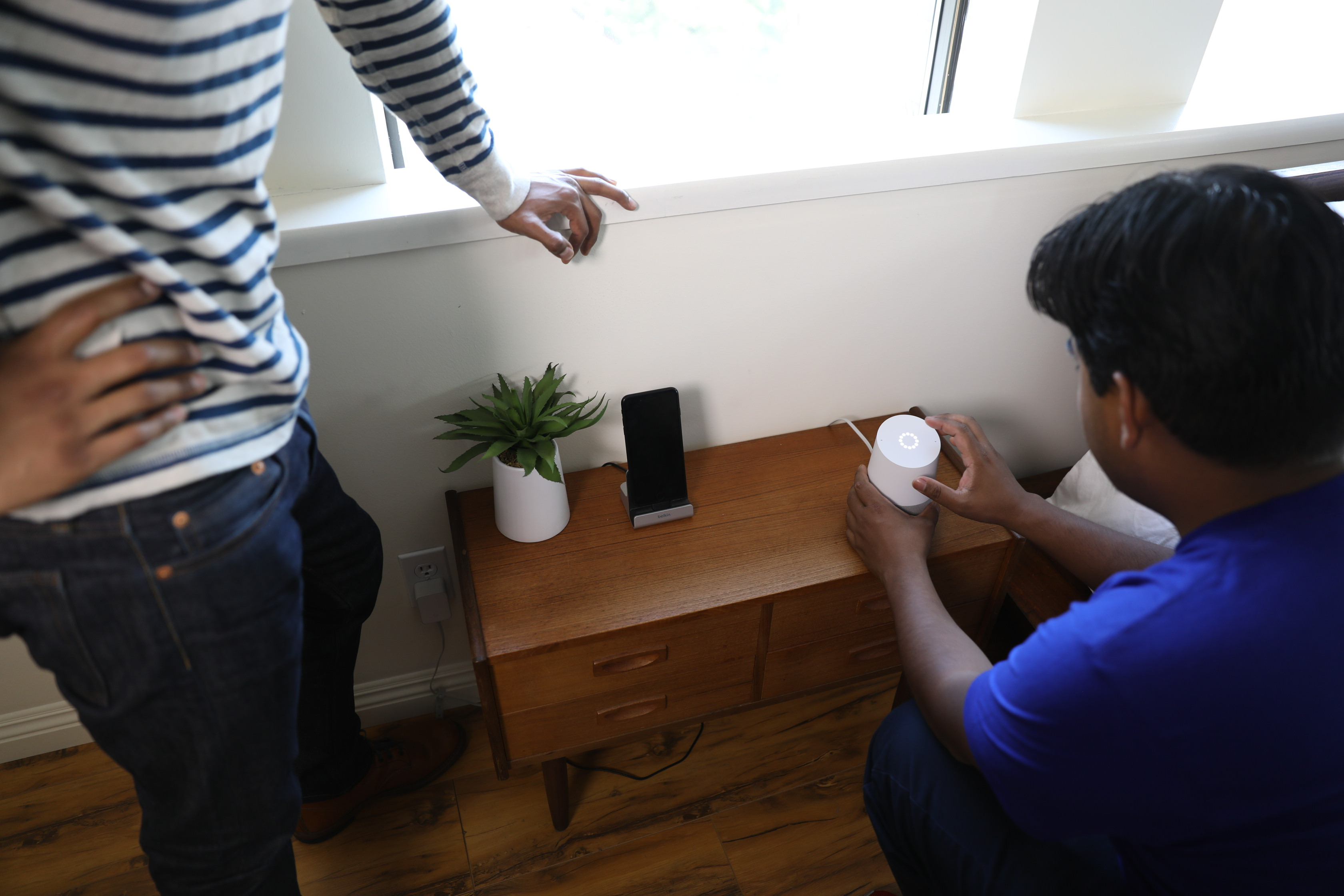 Google Home Puls install