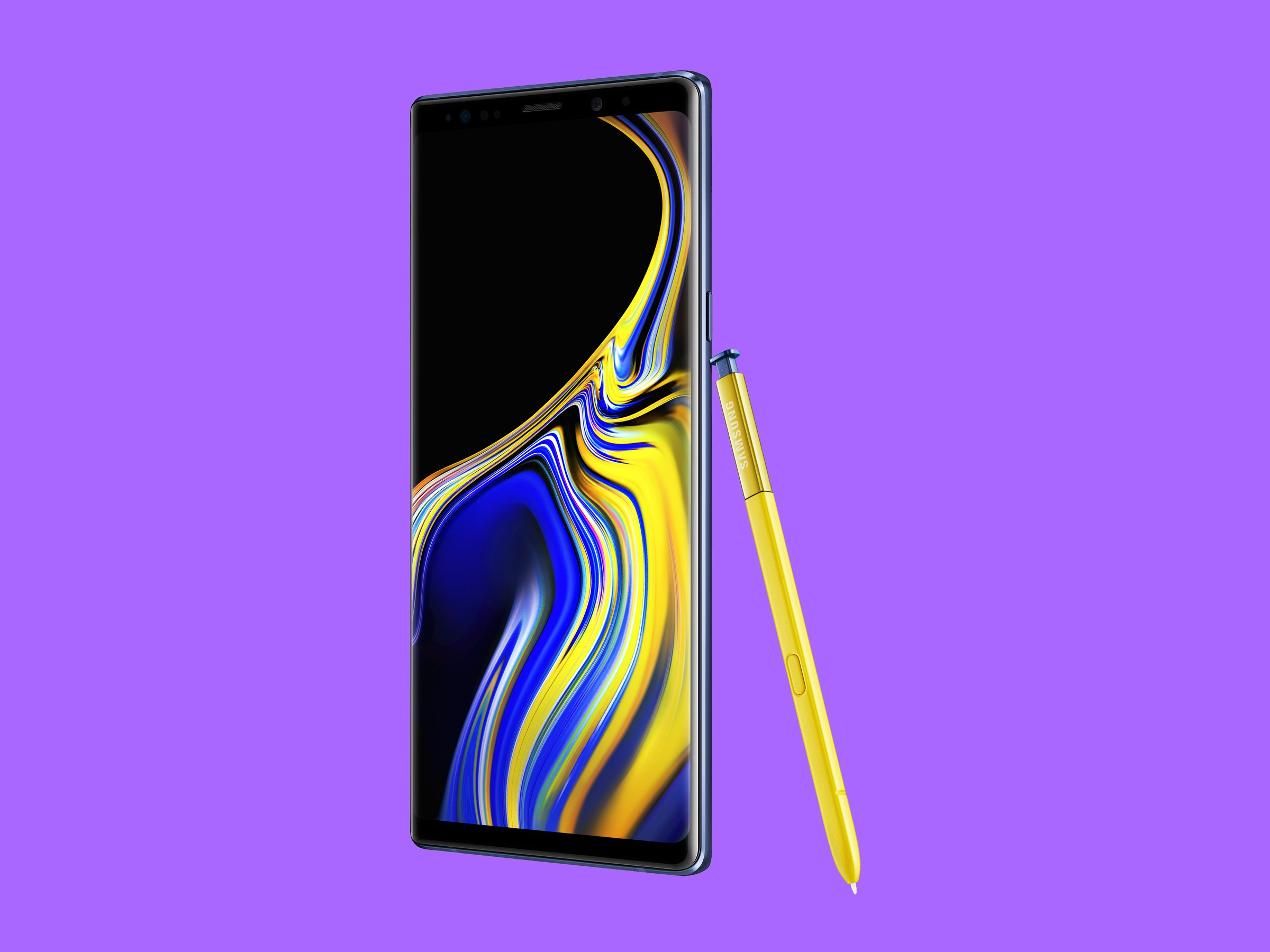 note 9 wired